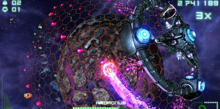 Super Stardust Ultra To Come To PlayStation 4 in 2015