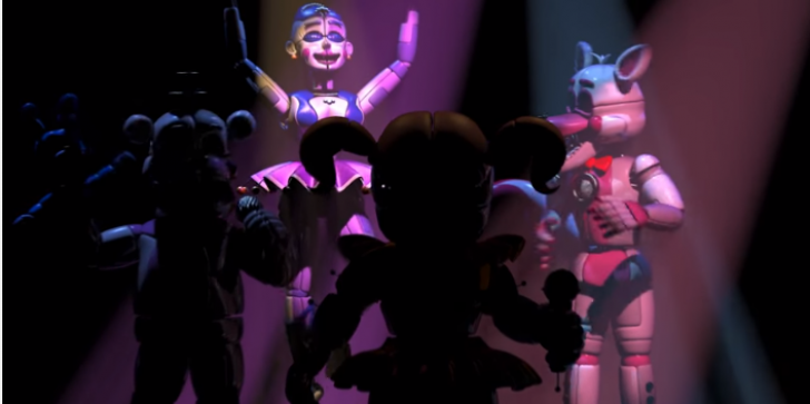 Five Nights at Freddy's: Sister Location' News & Update: Why Scott Cawthon Moves Release Date; FNaF's Mature Edition is Up for Download!