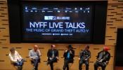 NYFF Live Presents: The Music Of Grand Theft Auto V Panel - The 51st New York Film Festival