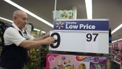 Wal-Mart Prepares For Black Friday Shopping Rush