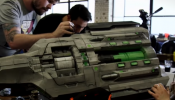 DOOM - Life-size BFG is one HELL of a printing job!