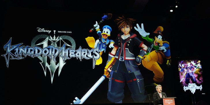 'Kingdom Hearts 3' Release Date, News & Update: Tetsuya Nomura Hints Hidden Message In Box Art Collection