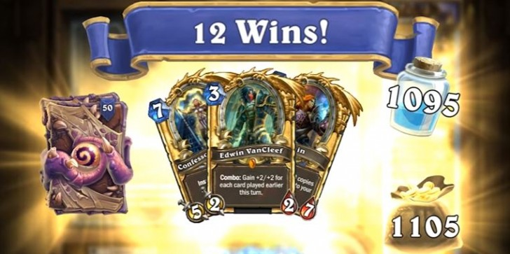 'Hearthstone' Guide: Ranked Mode 5, 10, 15, 20 Are Locked Milestones; Spirit Claws Available In Two Mana