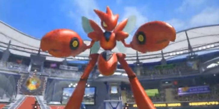 'Pokken Tournament' Latest News & Updates: Scizor Addition Appraised! Wii U Still Uncertain; Other Pokemon Games Shining?