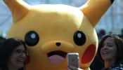 Pokemon and Nintendo works together to create a Mario Pikachu mashup. People speculate this as a hint for an upcoming game.