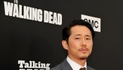 "Cast members Steven Yeun and Michale Cudlitz shared their thoughts about ""The Walking Dead"" Season 7 premiere that featured the death of their characters Glenn and Abraham, respectively."