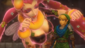 Hyrule Warriors gameplay