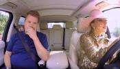 Lady Gaga Joins James Corden in Carpool Karaoke