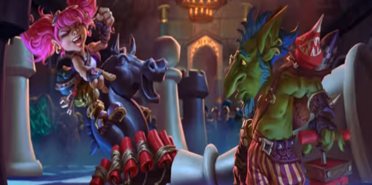 'Hearthstone' News & Updates: New Expansion On The Horizon? 'Gadgetzan' Expansion Pack To Offer Legendary Card Sets? Find Out Here!