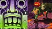 Temple Run 2 Halloween Update(Mobile Game)