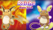 Surf with Alola Raichu! | Pokémon Sun and Moon (Footage)