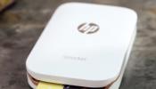 HP Sprocket Portable Photo Printer - Black - Amazon Black Friday 2016