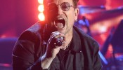Bono is named as Man of The Year by a women's magazine.