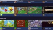 Facebook released Gameroom, a rival to Steam.