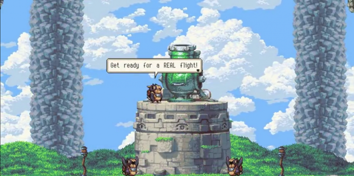 'Owlboy' Latest News & Updates: New Game From D-Pad Studio, Game About Failure, Story Has A Deeper Meaning
