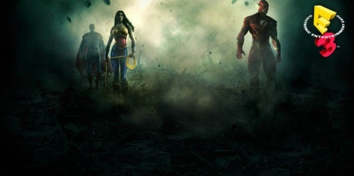 'Injustice: Gods Among Us' On iOS Will Be Free-To-Play [TRAILER]