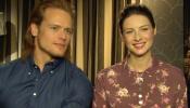[VOSTFR] Interviews Caitriona Balfe & Sam Heghan (Outlander S2)