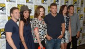 Comic-Con International 2016 - 'Bones' Press Line