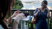 Selfie Stands Installed In Tourist Destinations In Japan