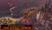 CIVILIZATION VI - The Eiffel Tower (Wonder Movies)