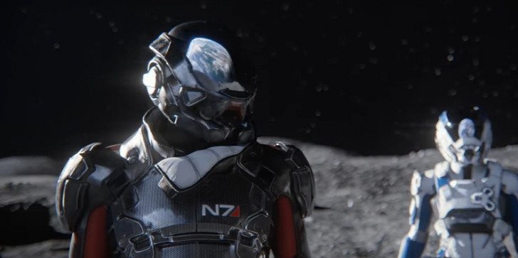 'Mass Effect: Andromeda' Features New Multiplayer Mode, Plot Revealed