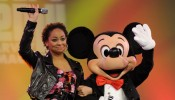 Actress/Singer Raven-Symone At Walt Disney World