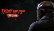Friday the 13th:  The Game - Beta Menu Splash Screen