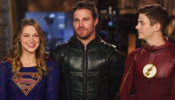 The Flash, Supergirl, Arrow, Legends of Tomorrow Crossover | EW