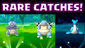 CATCHING ULTRA RARE POKEMON! | Pokemon GO | WILD DRAGONITE + LAPRAS & MORE!