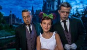 Millie Bobby Brown Visits Walt Disney World Resort