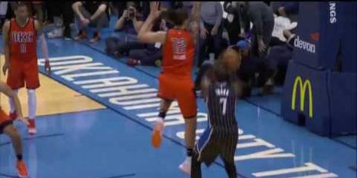 NBA 2016-17 Latest News & Updates: Serge Ibaka Hits Game-winning Shot, Spoils Russel Westbrook's Third Triple Double Of The Season
