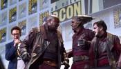 James Gunn at the San Diego Comic-Con 2016