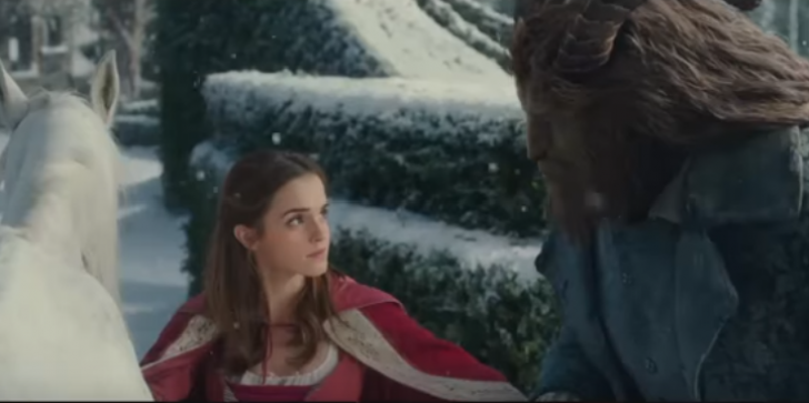 WATCH: Disney Releases New Beauty And The Beast Trailer