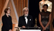 Academy Of Motion Picture Arts And Sciences' 2014 Governors Awards - Show