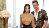Kourtney Kardashian Appears on Amazon's Style Code Live