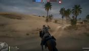 Battlefield 1: Cavalry Gameplay on Suez Conquest