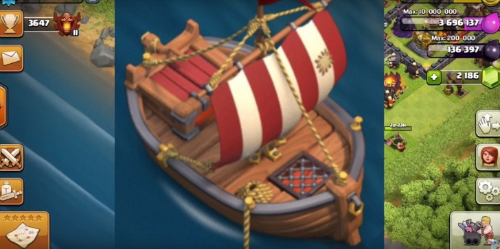 'Clash of Clans' December Update Release Date, News & Updates: Upcoming Patch to Introduce Shipwrecks, Red Barbarian King; Double EXP & Resources!