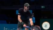 Andy Murray vs Marin Cilic - ATP World Tour Finals 2016 Highlights