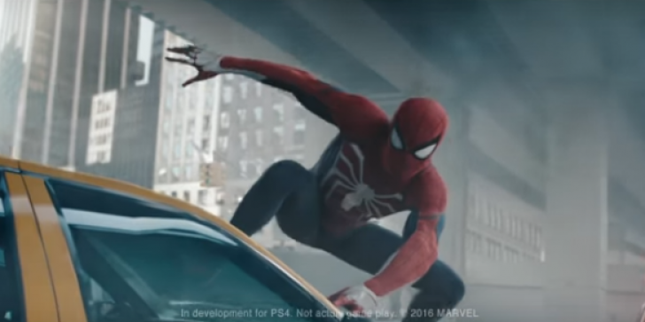 'Spider-Man' News & Updates: Appearance In PS4 Trailer Sign Of Things To Come?