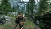 The Elder Scrolls V Skyrim - 22 Minute Gameplay Demo HD