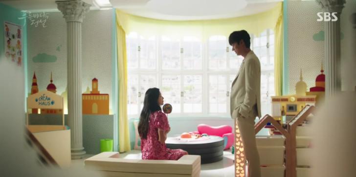 Korean Drama News: The Legend Of The Blue Sea Episode 1 Review