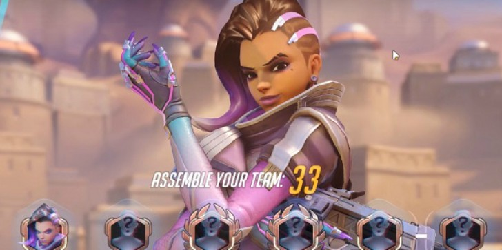'Overwatch' Update 2.0 Latest News and Update: Sombra Hero Guide, New DLC Expected to Happen Early 2017? LGBT Characters Coming Out Soon