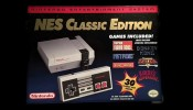 NES CLASSIC EDITION Midnight Release/Walmart