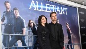 'Allegiant' New York Premiere – Arrivals