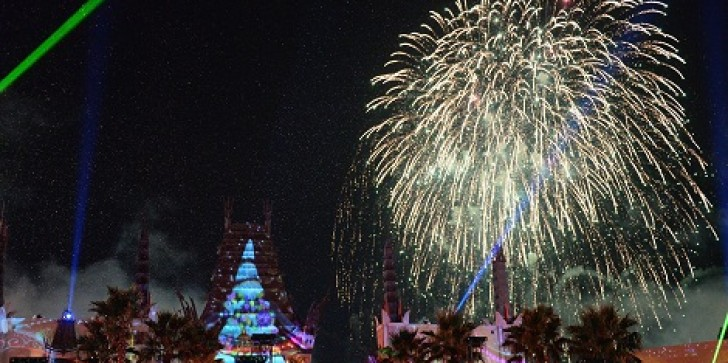 Walt Disney Taps Intel For 300 Drones To Explore Disney World For The Christmas Holidays