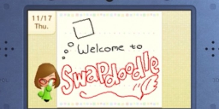 'Swapdoodle' Latest News & Update: Nindtendo 3DS Released Doodle Sharing App On EShop; Can They Prevent Abusive Users?