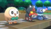 Starter Pokémon for Pokémon Sun and Pokémon Moon Revealed!