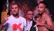 Sergey Kovalev vs. Andre Ward INTENSE Full Weigh In & Face Off