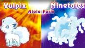 Pokemon Sun & Moon | Alola Forms?! Ice/Fairy Type Ninetails and Dragon Exeggutor!! (August 1st 2016)