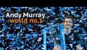 Andy Murray defeated Novak Djokovic in ATP World Tour Finals